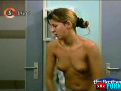 No panties on TV - Compilation