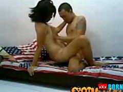 Malaysian Teen Fucked In Dorm