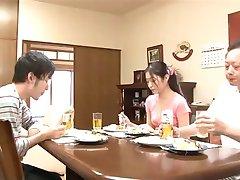 Unfaithful Japanese Mother Caught...F70