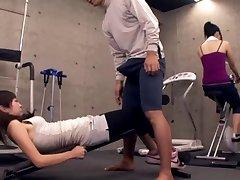 Asian workout yoga 1
