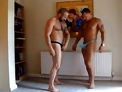 Amateur - Hot Muscle Couple