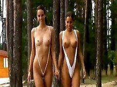 erotic bikini babes