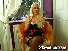 Fetish Smoking Naughty Hot Hot Horny