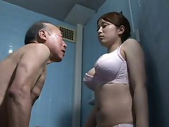 Mirai Haneda - 04 Young Wife and Old Man