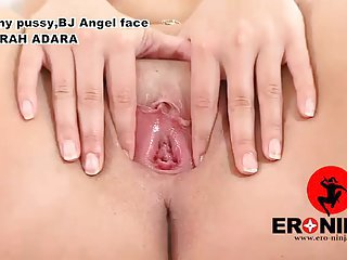 Horny pussy, BJ Angel face  Amira Adara