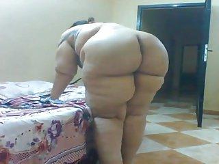 Fat bbw arab
