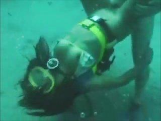 Sea Bottom Scuba Sex