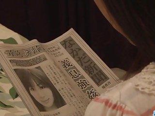 Nozomi Hazuki fucked until exhaustion in hardcore
