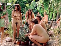 Most Nude Celebs in One Scene
