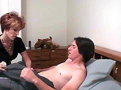 Stepmom & Stepson Affair 54 (Smoking Horny Mom Needs a Cock)