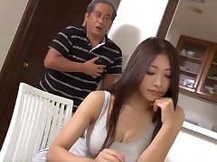 Reiko Kobayakawa and Father in Law - MrBonham